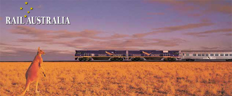 Rail Australia - Australia has some of the most spectacular and unforgettable rail journeys in the world